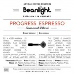 Progress ESPRESSO