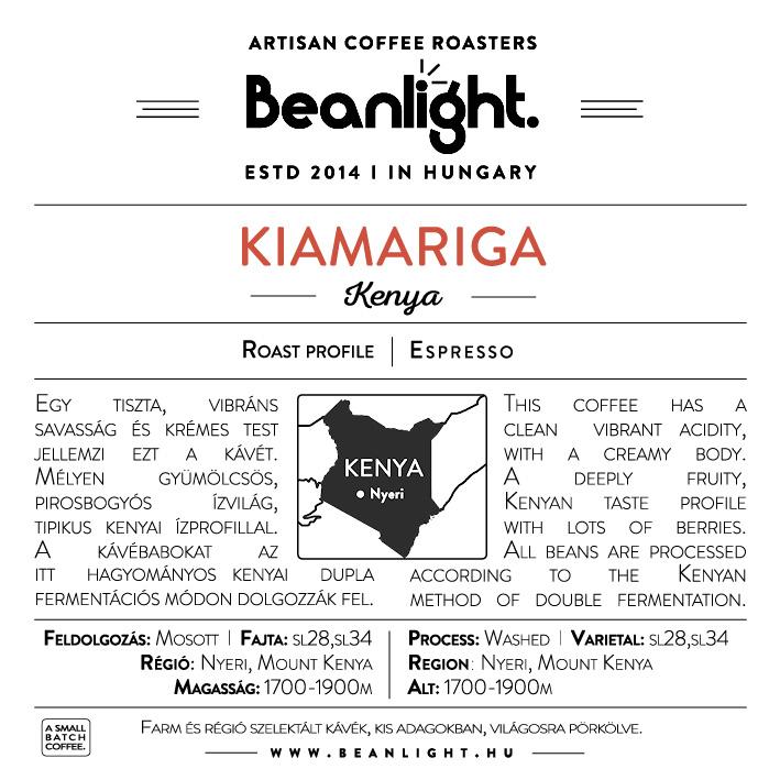 Kiamariga KENYA